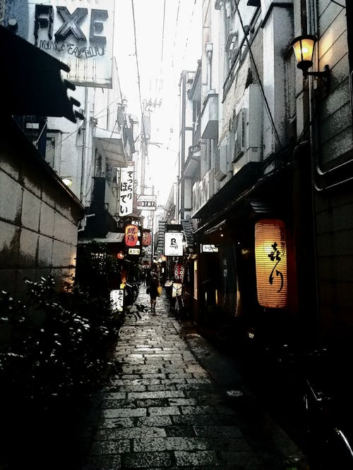 Бесплатное стоковое фото с 夜 街, 夜市, 夜店