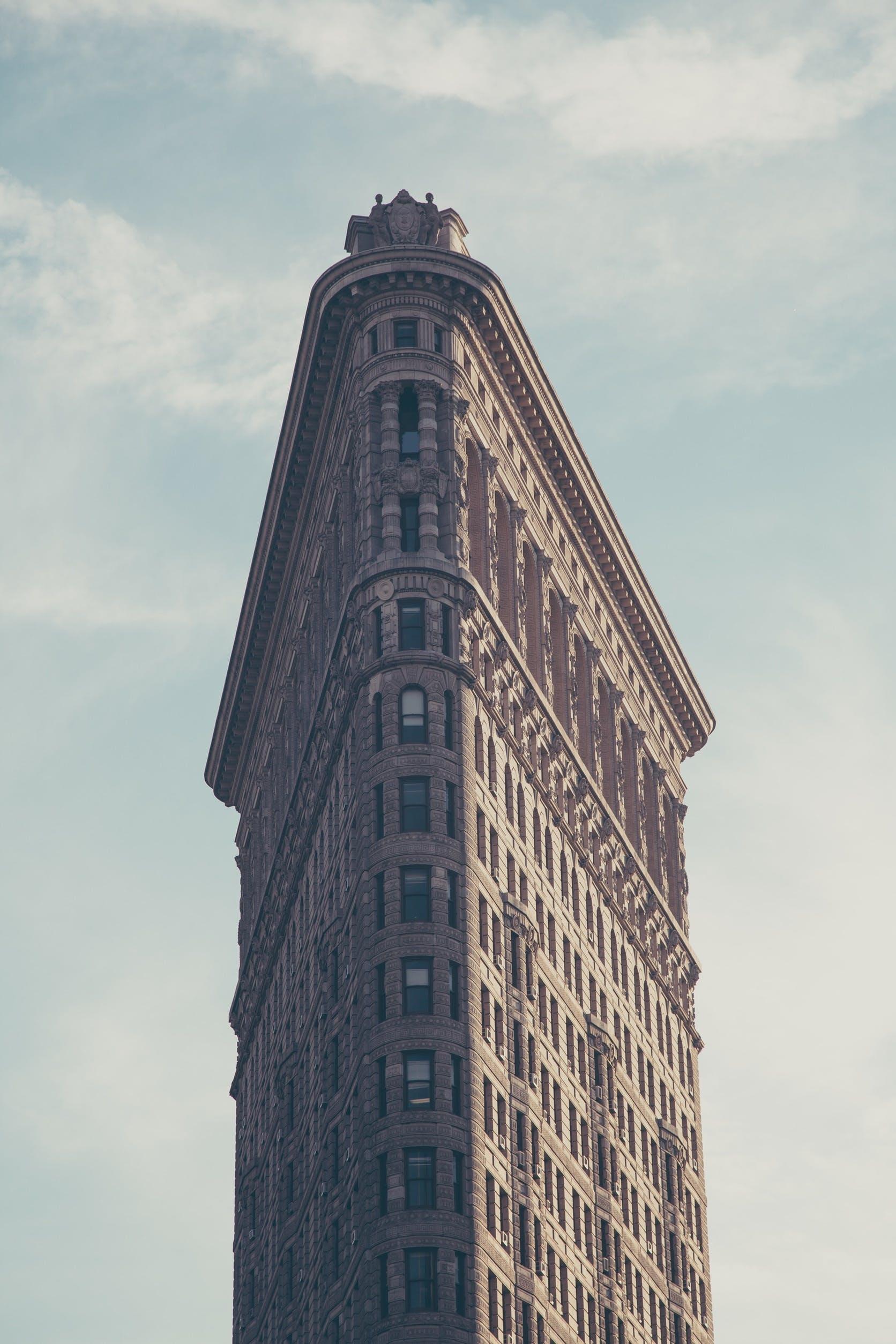 Free stock photo of city, sky, landmark, new york