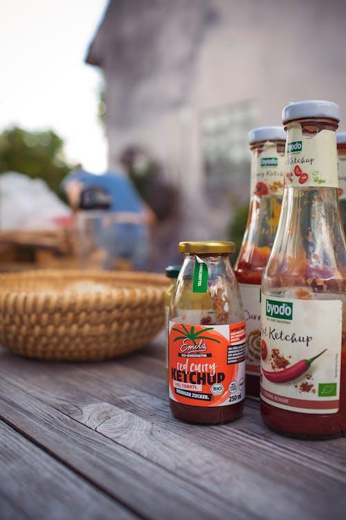 Fotos de stock gratuitas de almuerzo, beber, bebida, botella