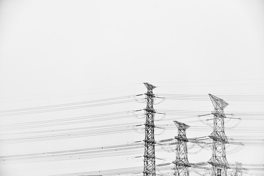 Free stock photo of power, electricity, energy, power lines
