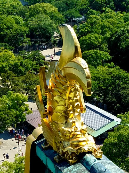 Бесплатное стоковое фото с 公園, 城堡, 大阪