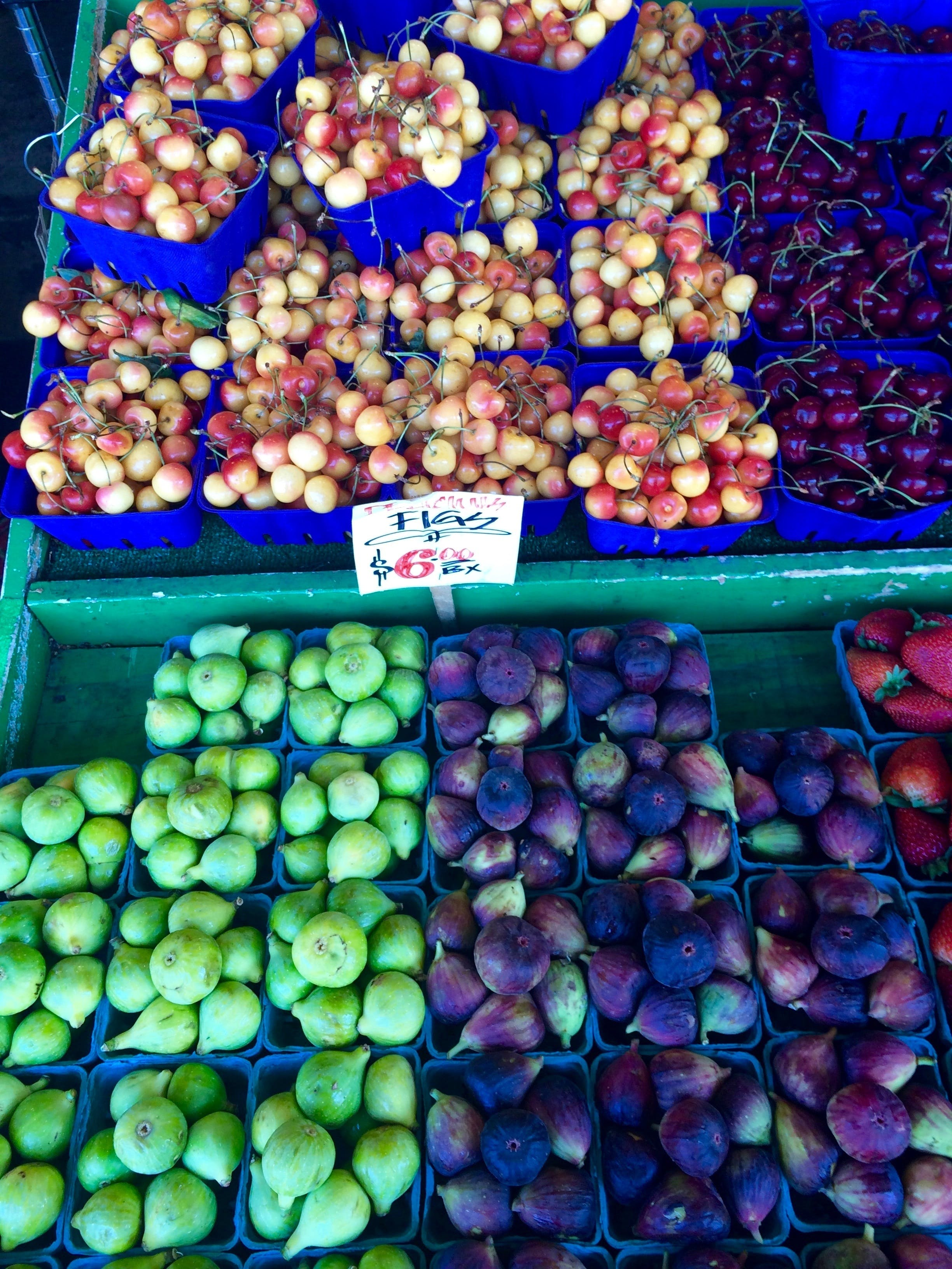Free stock photo of farmers market, food, fresh, fresh fruit