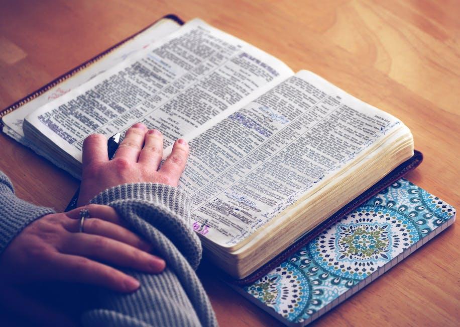Foto De Stock Gratuita Sobre Biblia Biblia Abierta Cristianismo