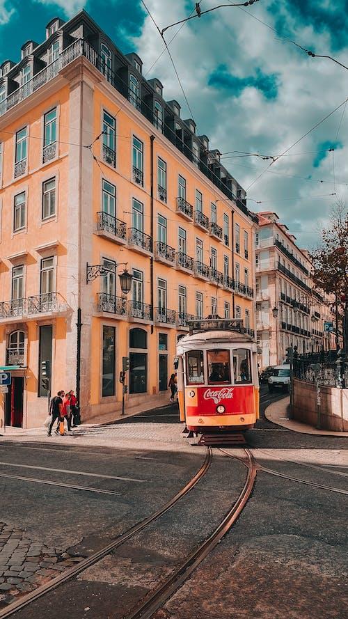 Gratis lagerfoto af Lissabon, rejse, rejseudfordring, udfordring