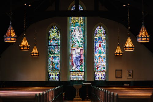 Fenêtres D'église