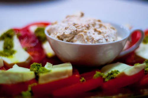 Free stock photo of arabic salad, food, fresh salad