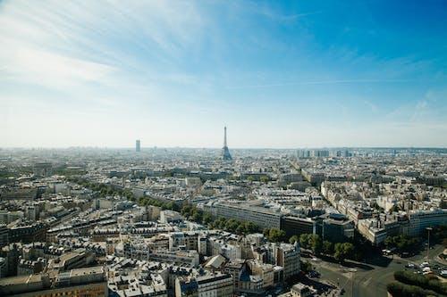 Безкоштовне стокове фото на тему «аерознімок, будівлі, з висоти польоту, зверху»