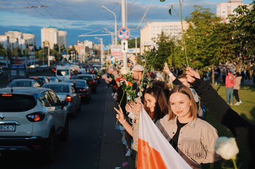 Photos gratuites de 2020, activisme, Biélorussie