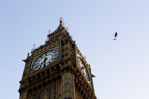 倫敦, 倫敦大笨鐘, 地標, 塔 的 免费素材照片