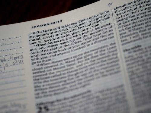 Fotos de stock gratuitas de Biblia, cristianismo, de cerca