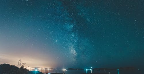 Foto profissional grátis de abstrair, abstrato, astronomia, chuva