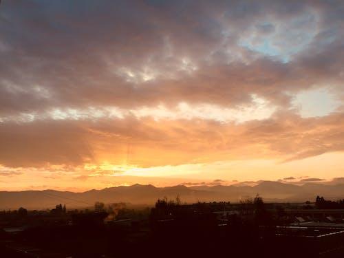 Fotos de stock gratuitas de salida del sol