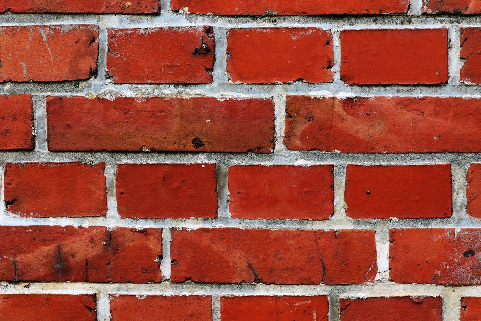 Red Brick Wall Free Stock Photo