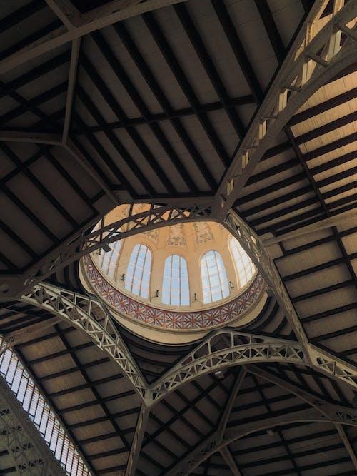 光, 光線, 原本, 天花板 的 免費圖庫相片