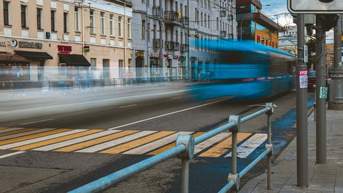 Free stock photo of cars driving, City road, long exposure, moving cars