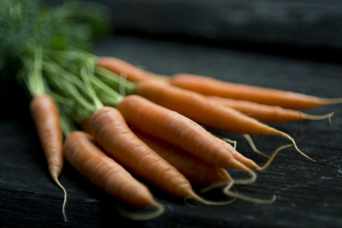 carotene, carrot, food