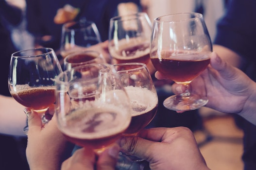 Free stock photo of alcohol, bar, beer, cheers