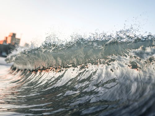 Water Waves on Shore