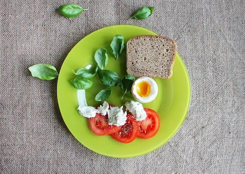 Δωρεάν στοκ φωτογραφιών με από πάνω, αυγά, αυγό, γεύμα