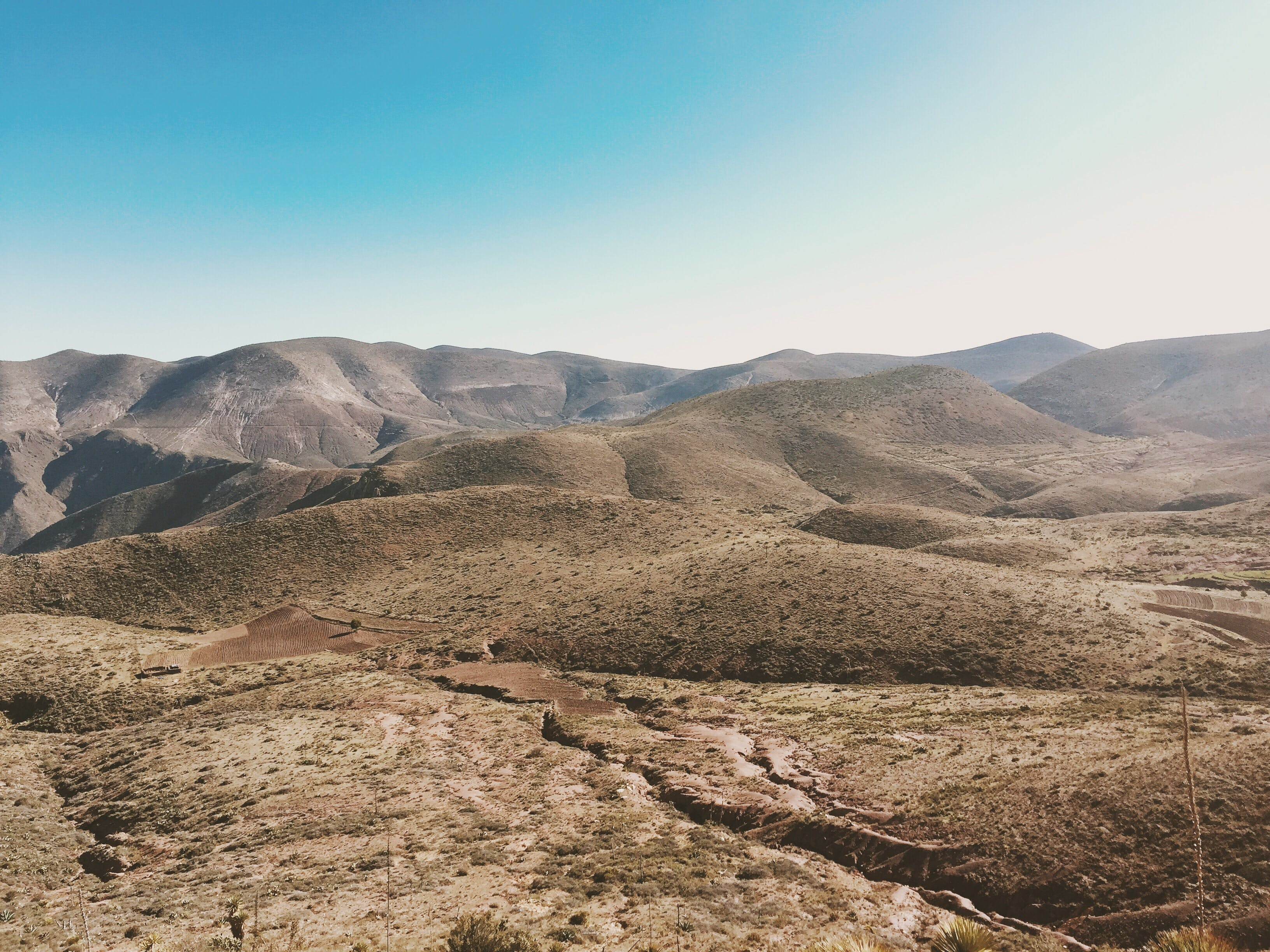 Free stock photo of landscape, nature, dry, countryside
