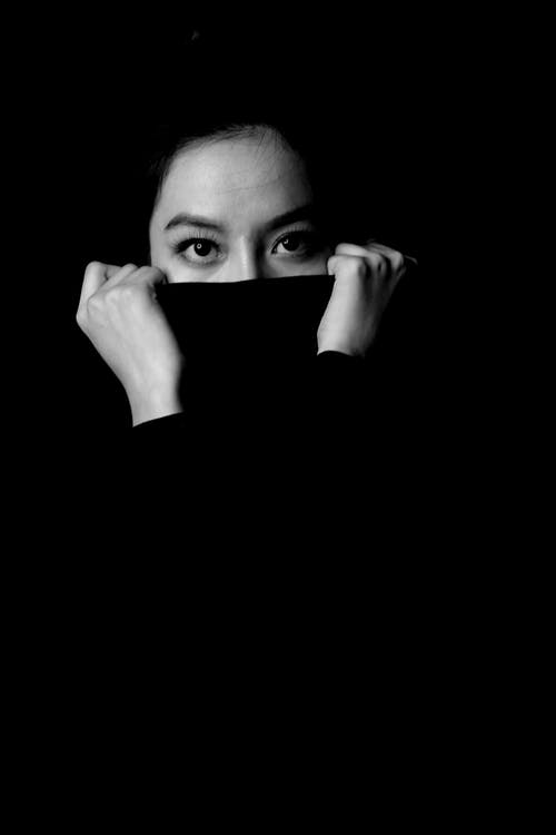 bw, 个性, 亞洲女人 的 免费素材图片