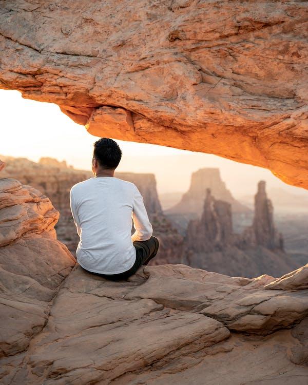 Безкоштовне стокове фото на тему «арки, Геологія, делікатна арка»
