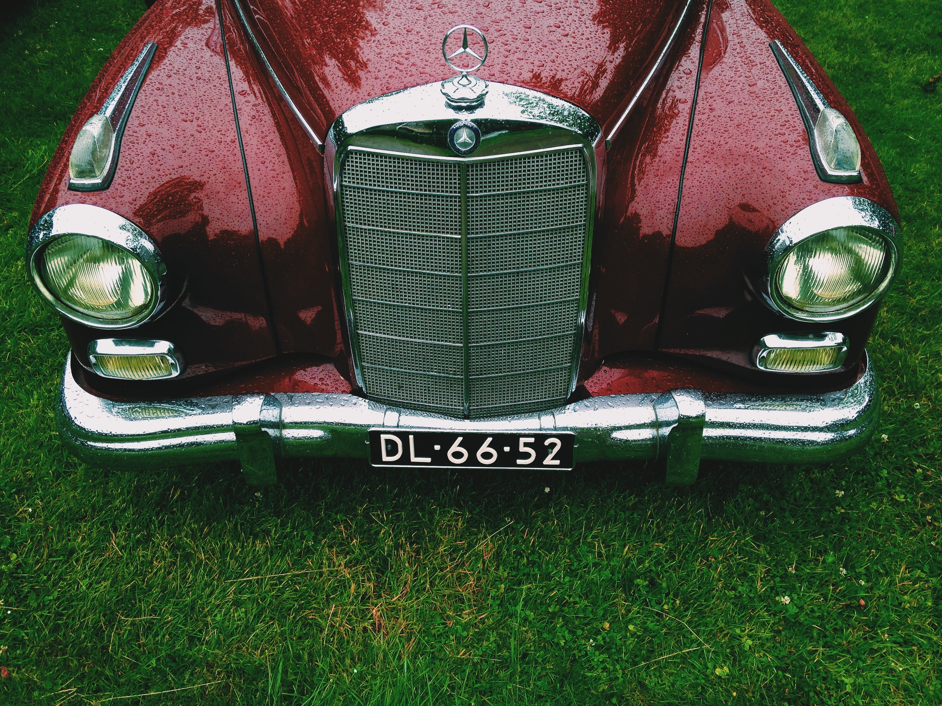 Free stock photo of car, vintage, classic, automobile