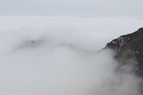 beyaz, bulut görünümü, bulut manzarası, bulutlar içeren Ücretsiz stok fotoğraf