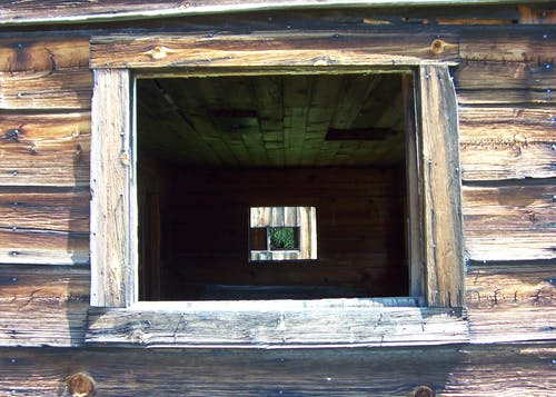 Free stock photo of barn, window, wood