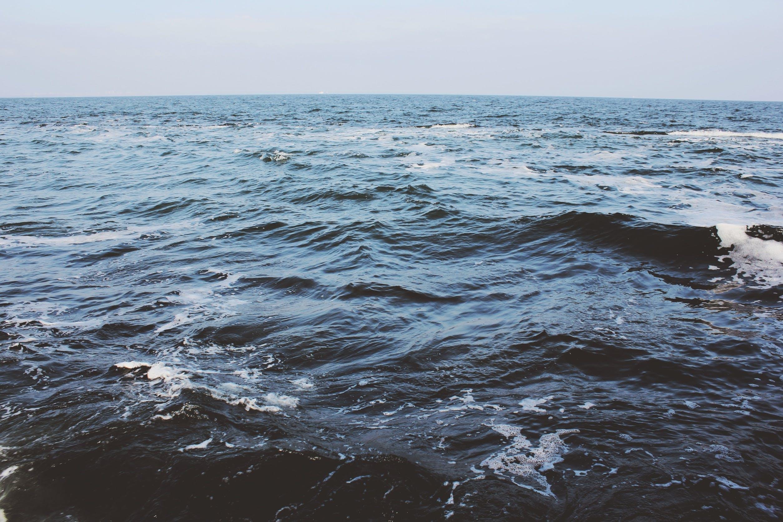 Open Sea Water