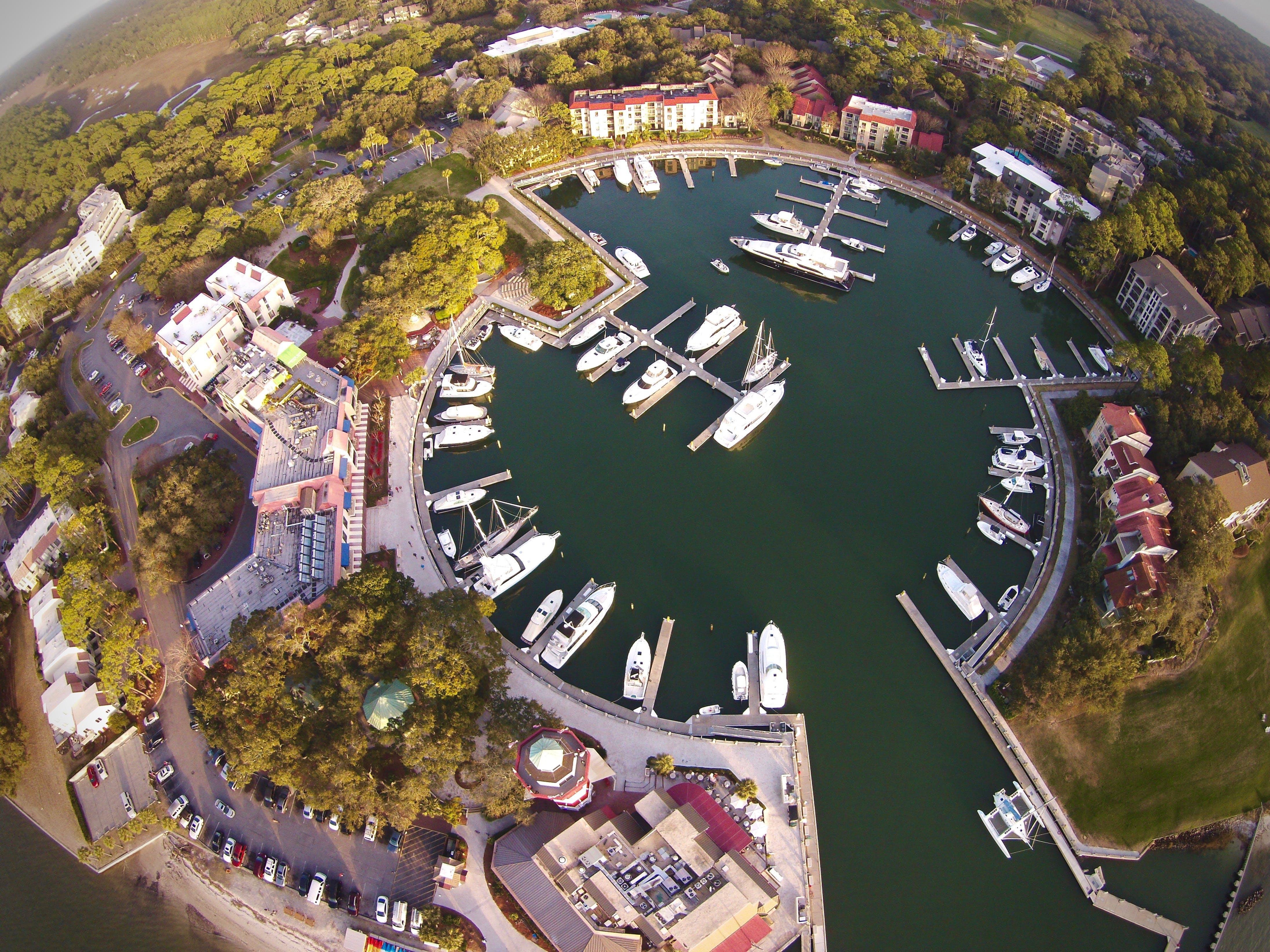 Free stock photo of bay, boats, dock, harbor