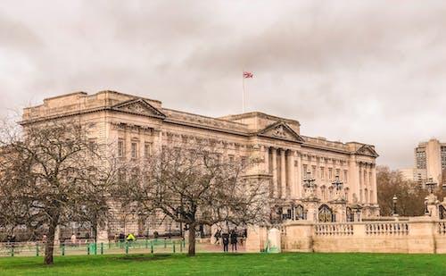 Free stock photo of buckingham palace, london, palace