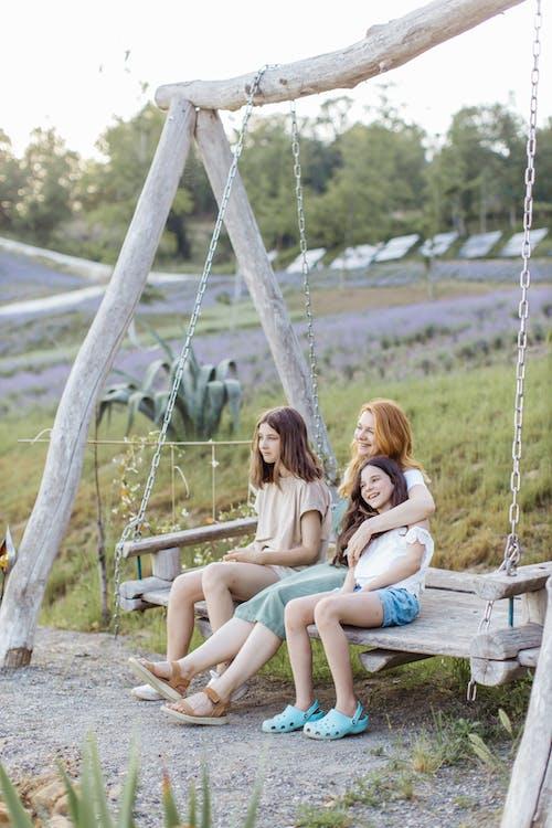 Imagine de stoc gratuită din a fi mamă, agrement, așezat