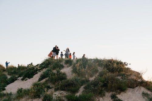 Ảnh lưu trữ miễn phí về bầu trời, bên bờ biển, bờ biển, cát