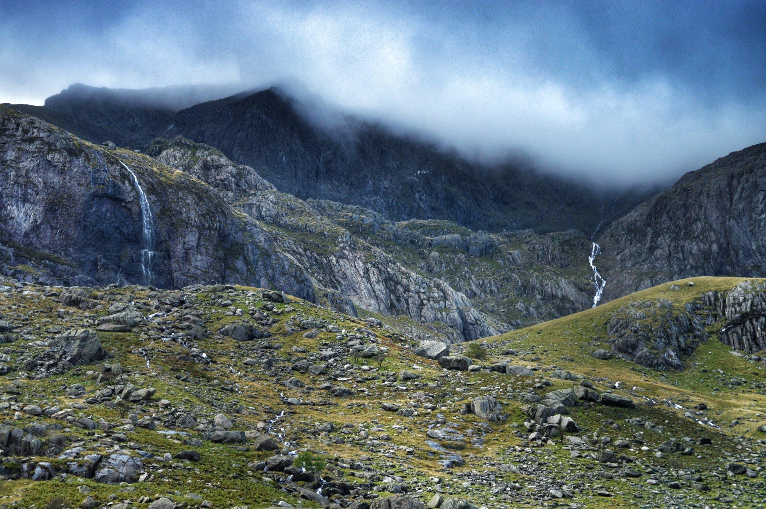 Fotos de stock gratuitas de colina, montaña, montañas, naturaleza