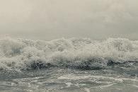 sea, nature, water