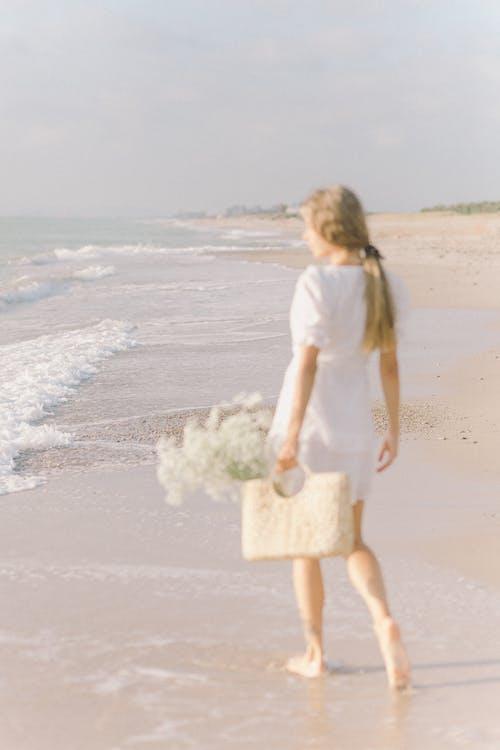 คลังภาพถ่ายฟรี ของ กลางแจ้ง, จับ, ชายหาด