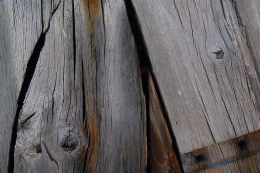 Grey and Brown Wooden Planks