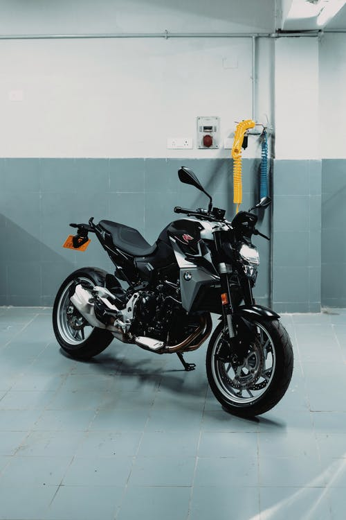 Foto stok gratis BMW, bmw f900r, bmw motorrad, chrome