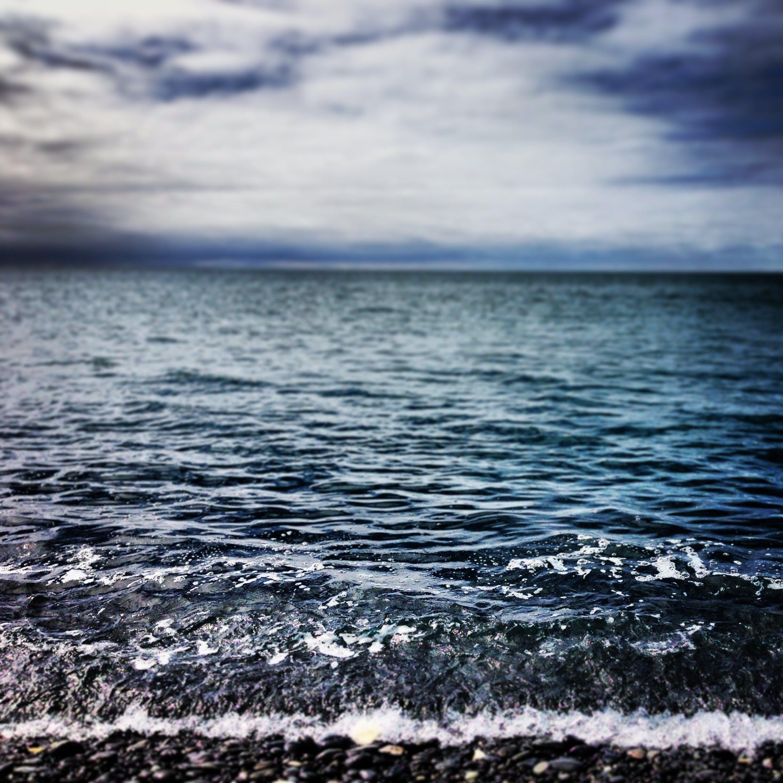 Free stock photo of sea, sky, water, blue