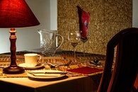 restaurant, hotel, texture