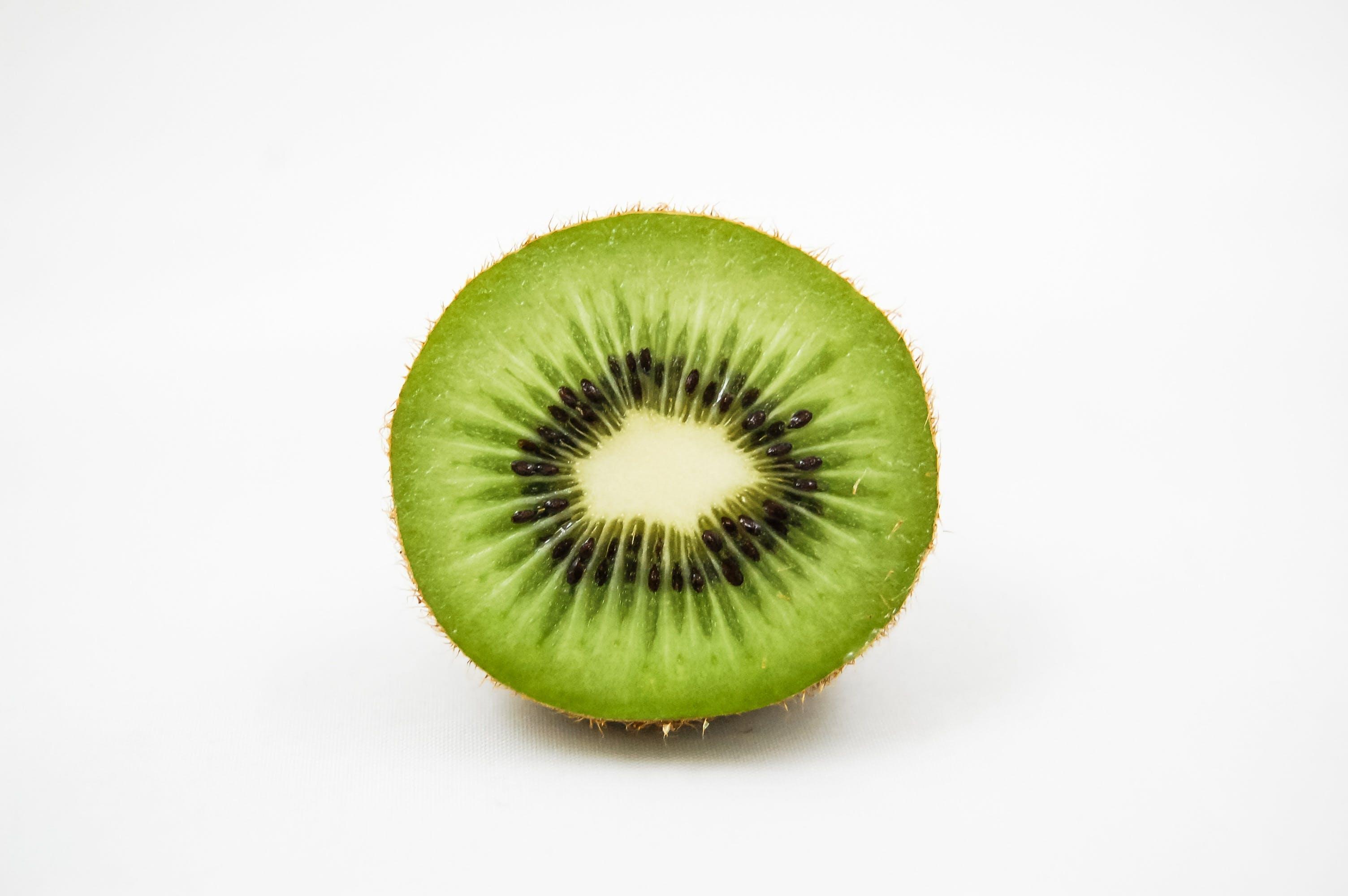 еда, зеленый, киви