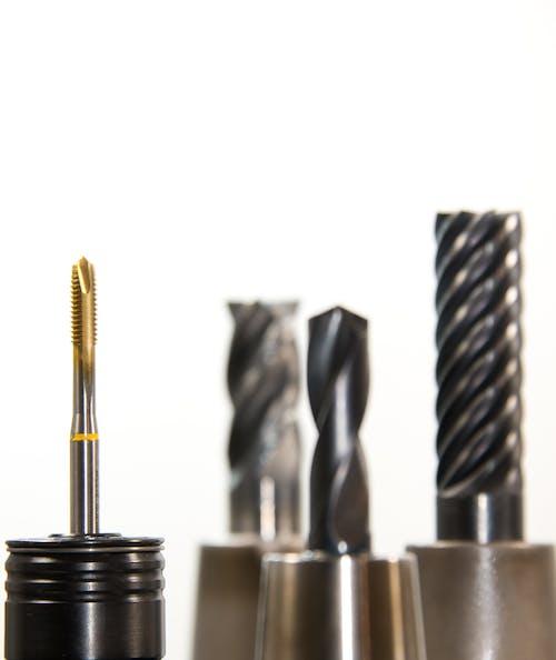 Electric drill bits