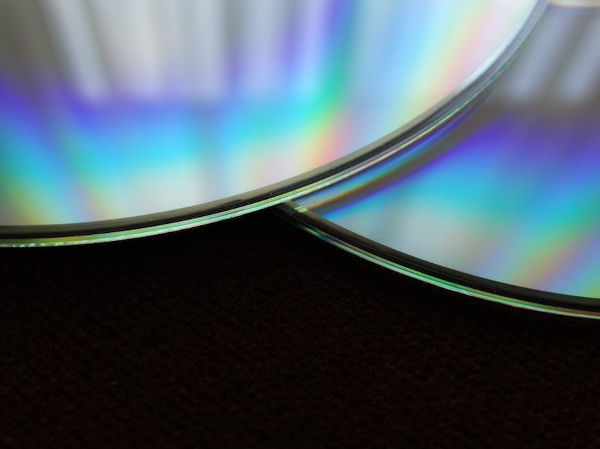 Close Up Photo of Disc
