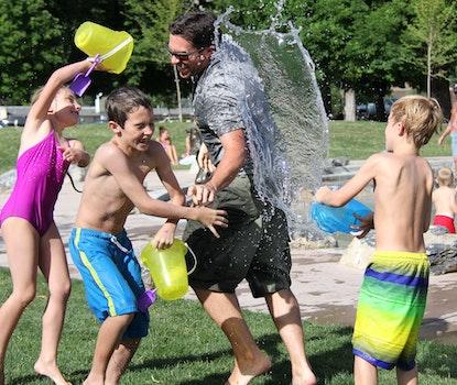 Kostenloses Stock Foto zu mann, menschen, wasser, sommer