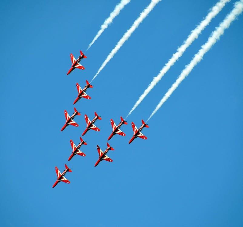 stunt, αεροπλάνο, αεροπλοΐα