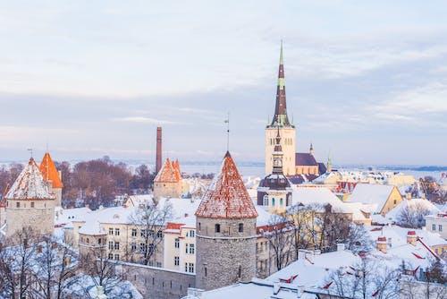 Gratis lagerfoto af arkitektur, borg, by, bygninger