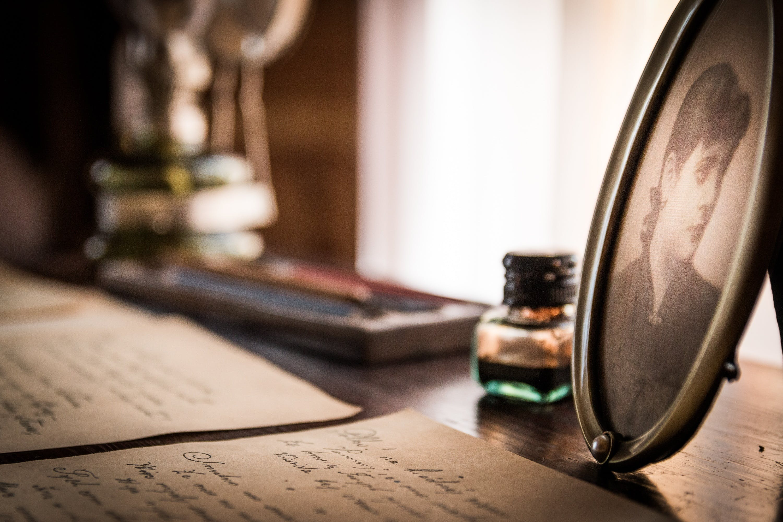 Arşiv, bağbozumu, el yazısı, eski mektuplar içeren Ücretsiz stok fotoğraf
