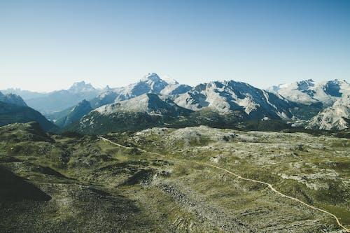 丘陵, 天性, 山峰, 性質 的 免费素材照片