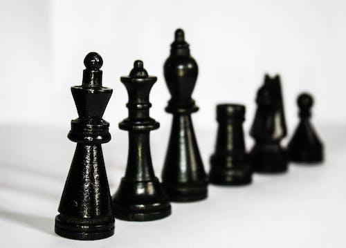 Základová fotografie zdarma na téma desková hra, hra, makro, šachy
